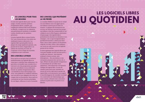 Villeneuve d'Ascq: Expolibre, pour découvrir le logiciel libre !, Du vendredi 1 mars 2019 à 16h00 au mardi 16 avril 2019 à 16h00.